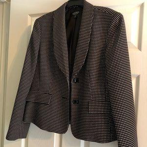 Jacket - black and white